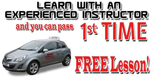 Central driving school